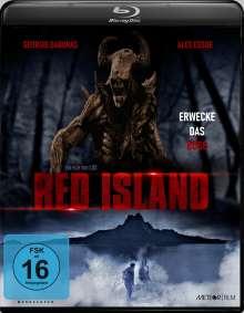 Red Island (Blu-ray), Blu-ray Disc