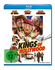 Kings of Hollywood (Blu-ray), Blu-ray Disc
