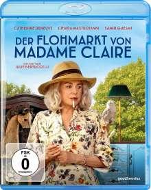Der Flohmarkt von Madame Claire (Blu-ray), Blu-ray Disc