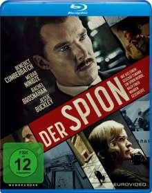 Der Spion (Blu-ray), Blu-ray Disc