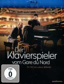 Der Klavierspieler vom Gare du Nord (Blu-ray), Blu-ray Disc