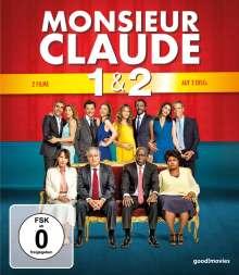 Monsieur Claude 1 & 2 (Blu-ray), 2 Blu-ray Discs