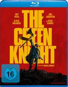 The Green Knight (Blu-ray), Blu-ray Disc