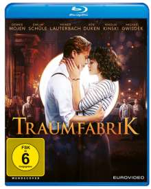 Traumfabrik (Blu-ray), Blu-ray Disc