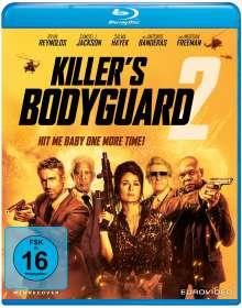 Killer's Bodyguard 2 (Blu-ray), Blu-ray Disc