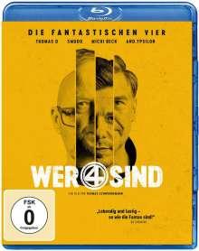 Wer 4 sind - Die Fantastischen Vier (Blu-ray), Blu-ray Disc