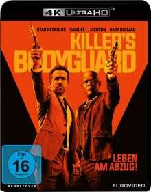 Killer's Bodyguard (Ultra HD Blu-ray), Ultra HD Blu-ray