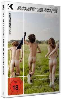 WIR - Der Sommer, als wir unsere Röcke hoben und die Welt gegen die Wand fuhr (Blu-ray), Blu-ray Disc