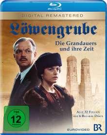 Löwengrube - Die Grandauers und ihre Zeit (Komplette Serie) (Blu-ray), 6 Blu-ray Discs