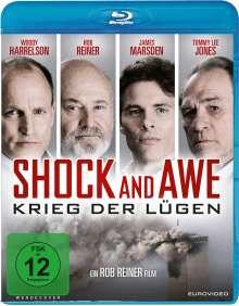 Shock and Awe (Blu-ray), Blu-ray Disc