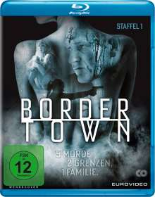 Bordertown Staffel 1 (Blu-ray), 3 Blu-ray Discs