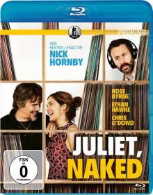 Juliet, Naked (Blu-ray), Blu-ray Disc