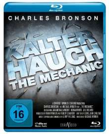 Kalter Hauch (Blu-ray), Blu-ray Disc