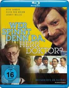 Wer spinnt denn da, Herr Doktor? (Blu-ray), Blu-ray Disc