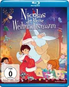 Nicolas, der kleine Weihnachtsmann (Blu-ray), Blu-ray Disc