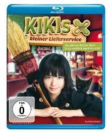 Kiki's kleiner Lieferservice (2014) (Blu-ray), Blu-ray Disc