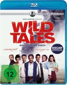 Wild Tales (Blu-ray), Blu-ray Disc