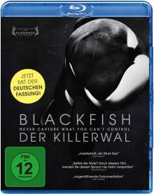 Blackfish - Never cature what you can't control (Blu-ray), Blu-ray Disc