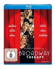 Broadway Therapy (Blu-ray), Blu-ray Disc