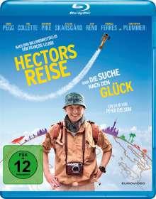 Hectors Reise oder Die Suche nach dem Glück (Blu-ray), Blu-ray Disc