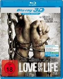 Love Of My Life (3D Blu-ray), Blu-ray Disc