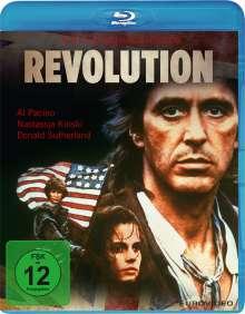 Revolution (Blu-ray), Blu-ray Disc