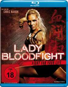 Lady Bloodfight - Fight for your love (Blu-ray), Blu-ray Disc