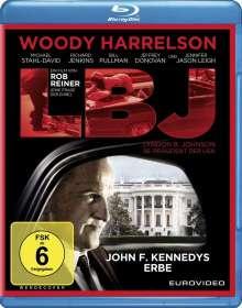 LBJ - John F. Kennedys Erbe (Blu-ray), Blu-ray Disc