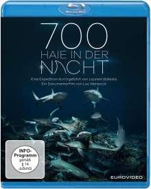 700 Haie in der Nacht (Blu-ray), Blu-ray Disc