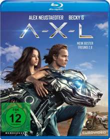 A-X-L - Mein bester Freund 2.0 (Blu-ray), Blu-ray Disc