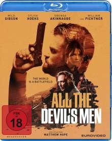 All the Devil's Men (Blu-ray), Blu-ray Disc