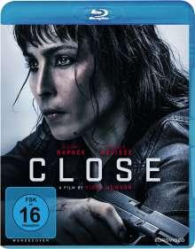 Close (Blu-ray), Blu-ray Disc