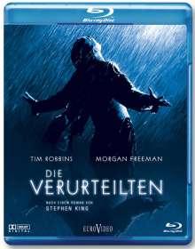 Die Verurteilten (Blu-ray), Blu-ray Disc