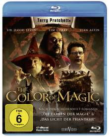 The Color of Magic (Blu-ray), Blu-ray Disc