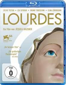 Lourdes (Blu-ray), Blu-ray Disc