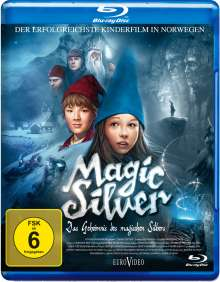 Magic Silver - Das Geheimnis des magischen Silbers (Blu-ray), Blu-ray Disc