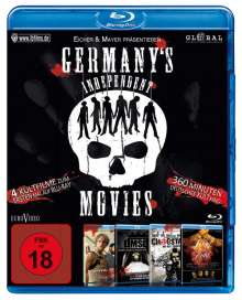 Germany's Independent Movies (Blu-ray), Blu-ray Disc