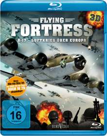 Flying Fortress 2D & 3D (Blu-ray), Blu-ray Disc