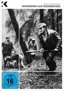 Jagdszenen aus Niederbayern (Blu-ray + DVD), Blu-ray Disc