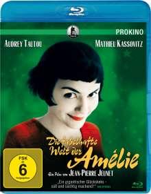 Die fabelhafte Welt der Amélie (Blu-ray), Blu-ray Disc