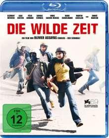 Die wilde Zeit (Blu-ray), Blu-ray Disc