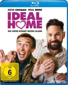 Ideal Home (Blu-ray), Blu-ray Disc