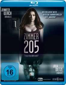 Zimmer 205 (Blu-ray), Blu-ray Disc