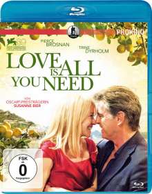 Love Is All You Need (Blu-ray), Blu-ray Disc