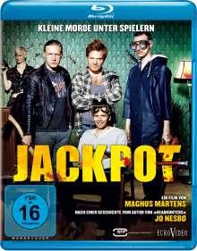 Jackpot (Blu-ray), Blu-ray Disc