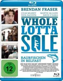 Whole Lotta Sole - Raubfischen in Belfast (Blu-ray), Blu-ray Disc