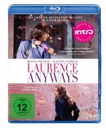 Laurence Anyways (Blu-ray), Blu-ray Disc