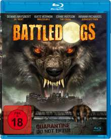 Battledogs (Blu-ray), Blu-ray Disc