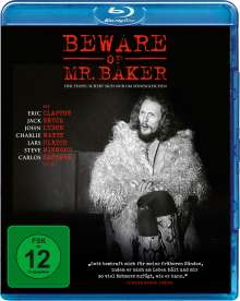 Beware of Mr. Baker (OmU) (Blu-ray), Blu-ray Disc