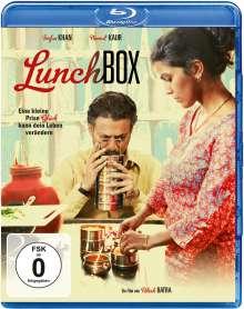 Lunchbox (Blu-ray), Blu-ray Disc